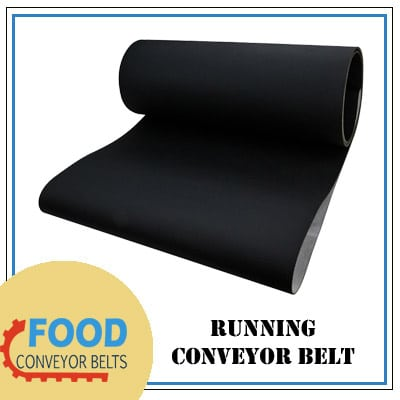 Running Conveyor Belt