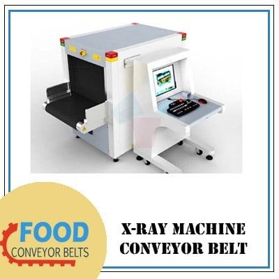 X-Ray Machine Conveyor Belt